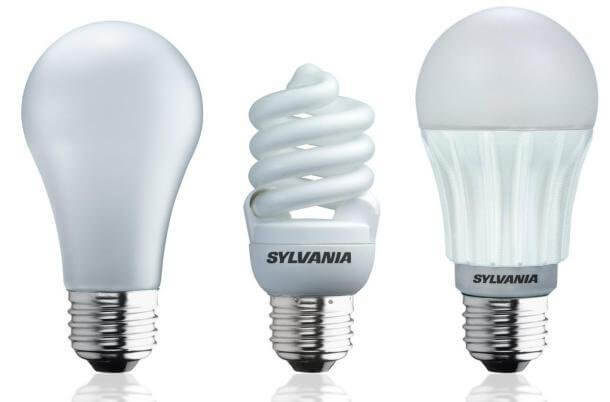 Lámpara Led vs Bajo consumo