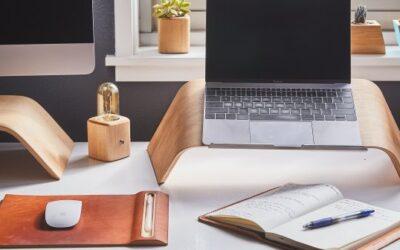 4 tips para mantener ordenado tu espacio de trabajo o estudio en casa